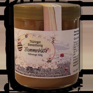 Honig-Sommerbluete